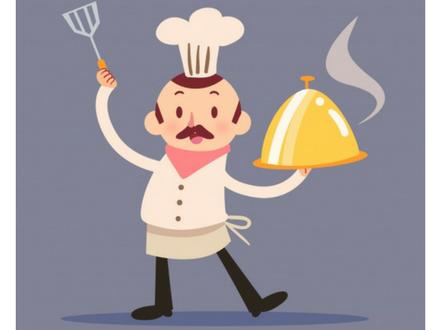 Cocinando una venta.
