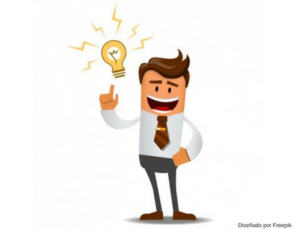 Las nuevas ideas son necesarias continuamente.