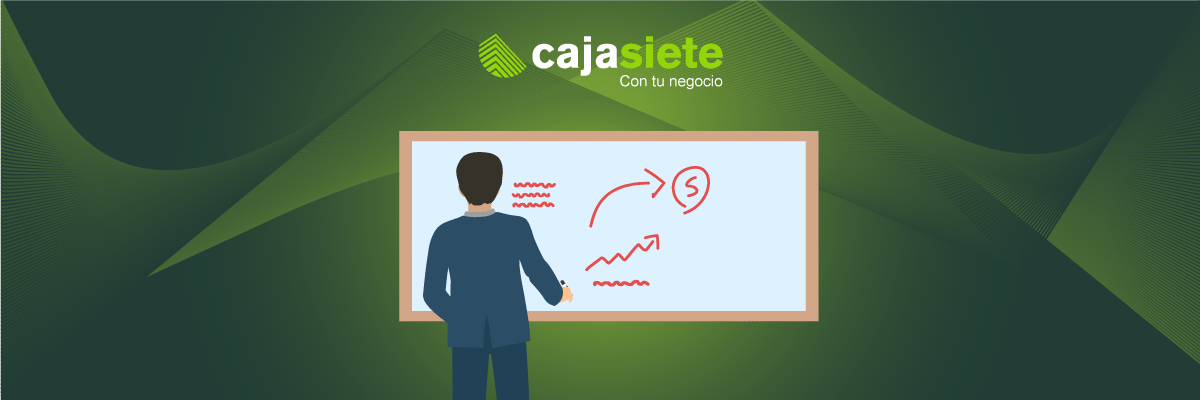 Finanzas business case Cajasiete