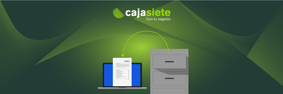 innovacion documentos digitales documentos digitalizados cajasiete