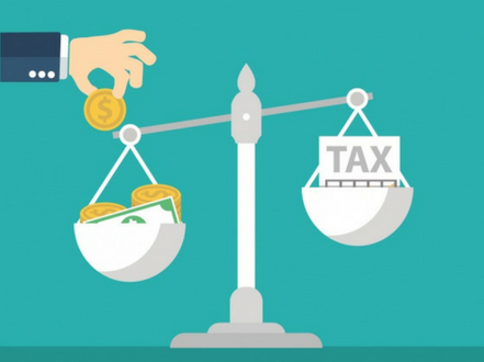 El impuesto ficticio y la cultura del esfuerzo