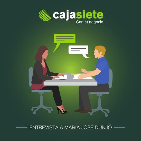 Entrevista a María José Dunjó