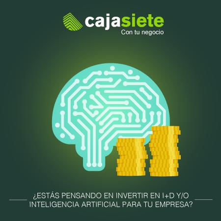 ¿Estás pensando en invertir en I+D y/o inteligencia artificial para tu empresa?