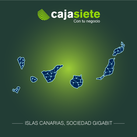 Islas Canarias, sociedad Gigabit