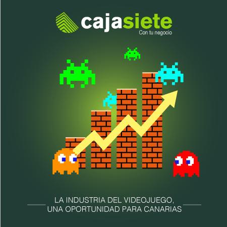 La industria del videojuego, una oportunidad para Canarias