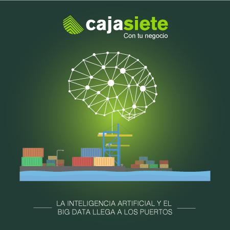 La Inteligencia Artificial y el Big Data llega a los puertos