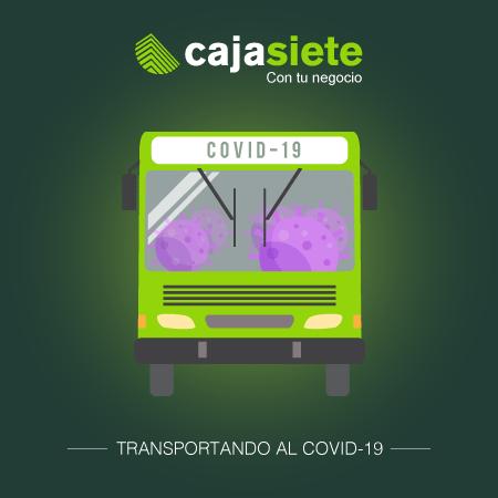Transportando al Covid-19