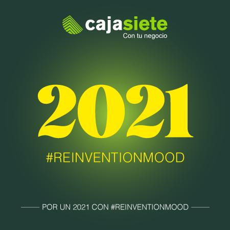 Por un 2021 con #ReinventionMood