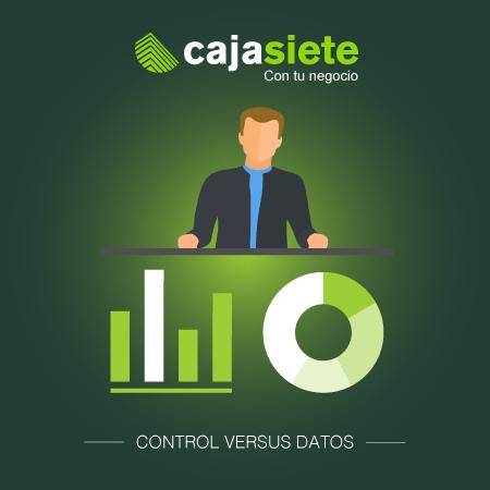 Control versus Datos