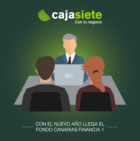 Con el nuevo año llega el Fondo Canarias Financia 1