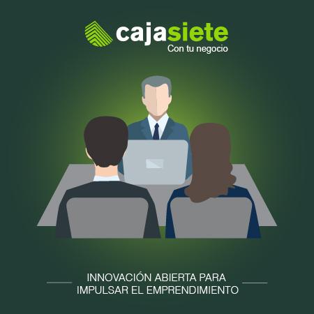 Innovación abierta para impulsar el emprendimiento