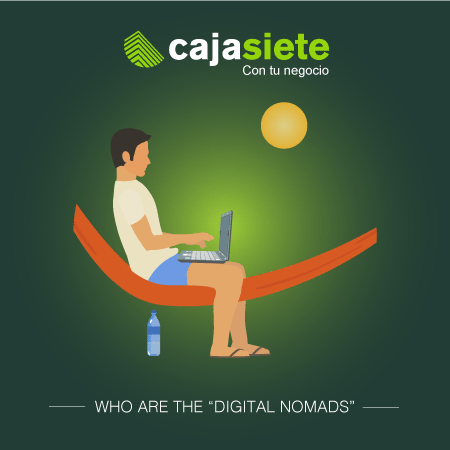 Who are the 'digital nomads'