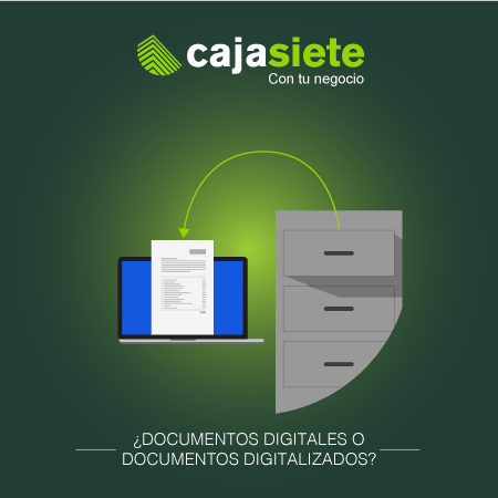 ¿Documentos digitales o documentos digitalizados?