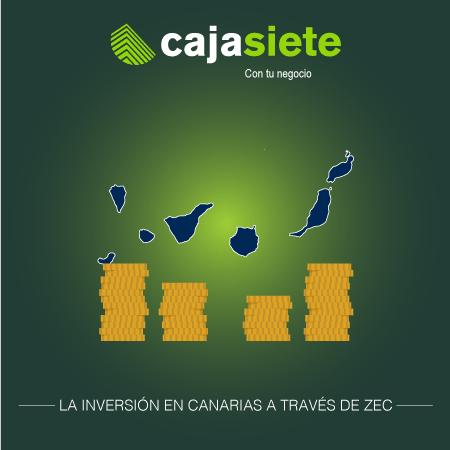 La inversión en Canarias a través de la ZEC