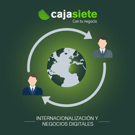 Internacionalización y negocios digitales