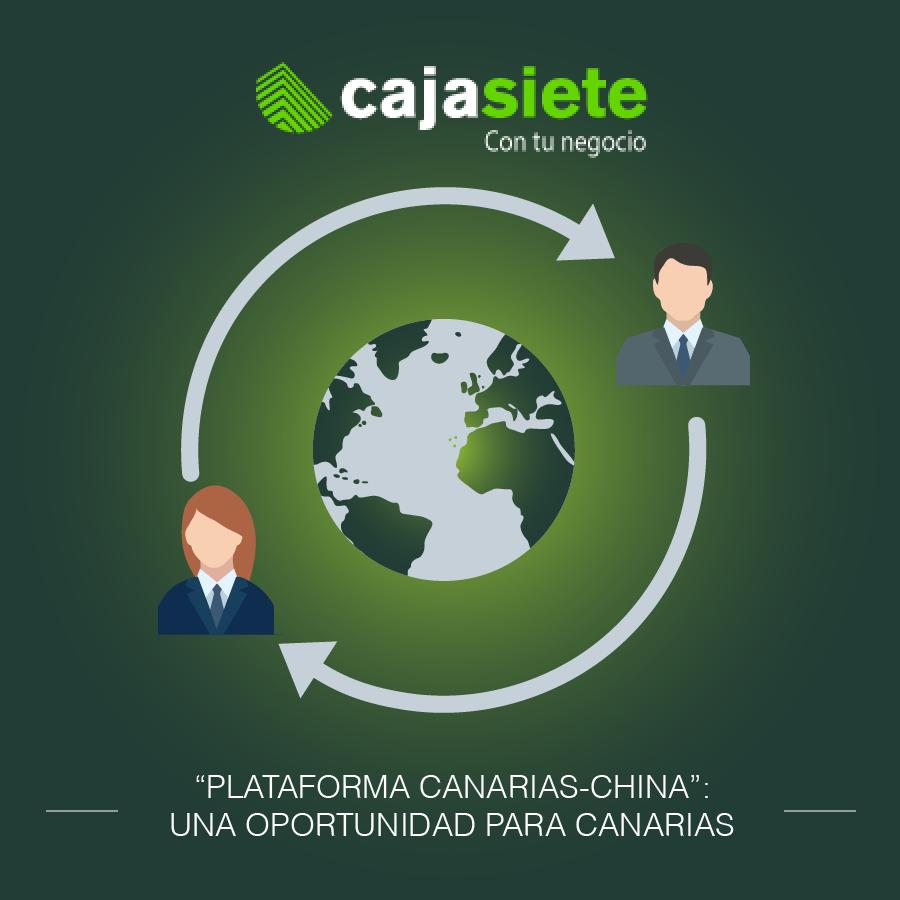 """""""Plataforma Canarias-China"""": Una oportunidad para Canarias"""