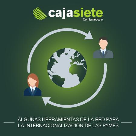 Algunas herramientas de la red para la Internacionalización de las Pymes
