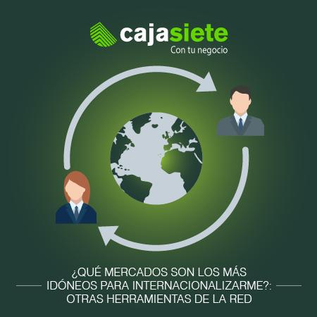 ¿Qué mercados son los más idóneos para internacionalizarme? Otras herramientas de la red