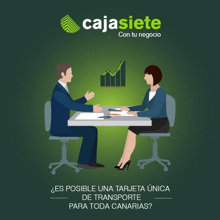 ¿Es posible una tarjeta única de transporte para toda Canarias?