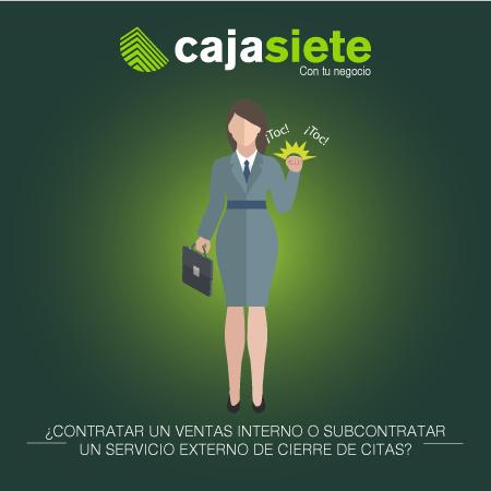 ¿Contratar un ventas interno o subcontratar un servicio externo de cierre de citas?