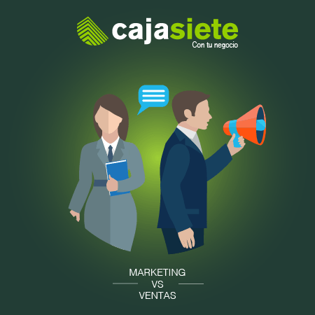 Marketing Vs Ventas