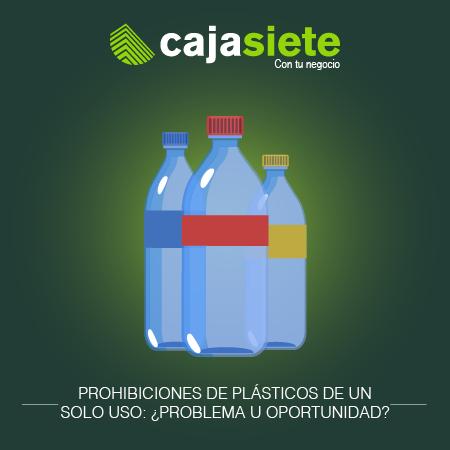 Prohibiciones de plásticos de un solo uso: ¿Problema u oportunidad?