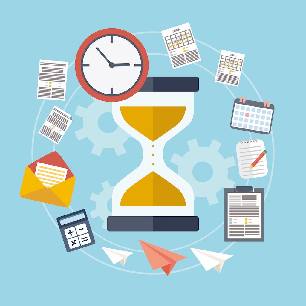 El tiempo es oro para las empresas